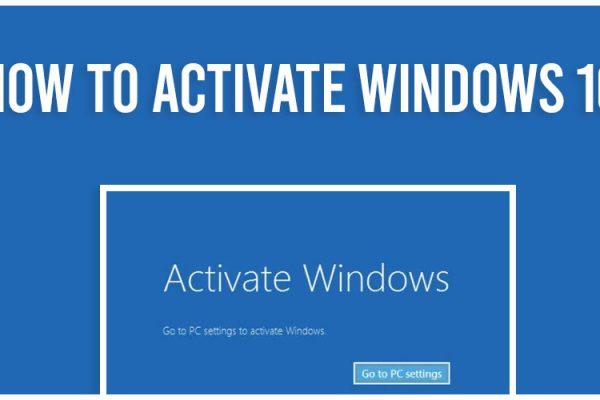 How-To-Activate-Windows-10