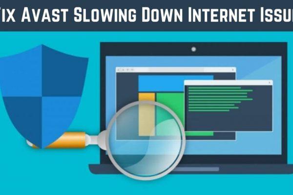 Avast Slowing Down Internet