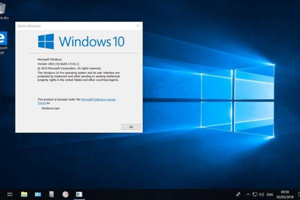 windows 10 problem