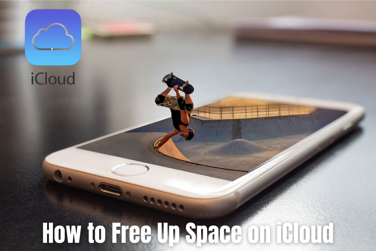 how to free up space on icloud