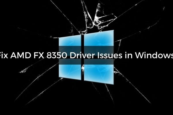 amd fx 8350 drivers