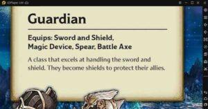 Guardian Class